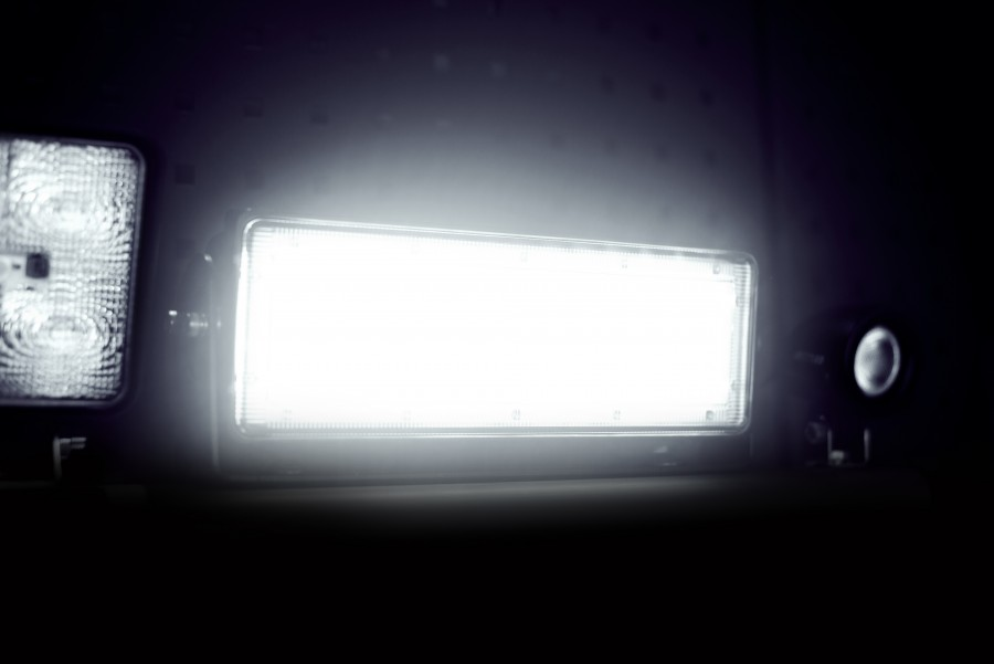 Éclairage de travail à LED, projecteurs et lampes de travail