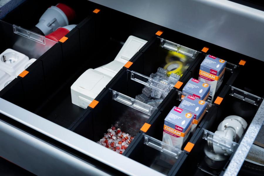 Accessoires pour tiroirs pour votre aménagement intérieur