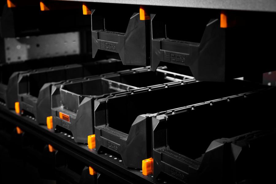Accessoires d'aménagement de rayonnages