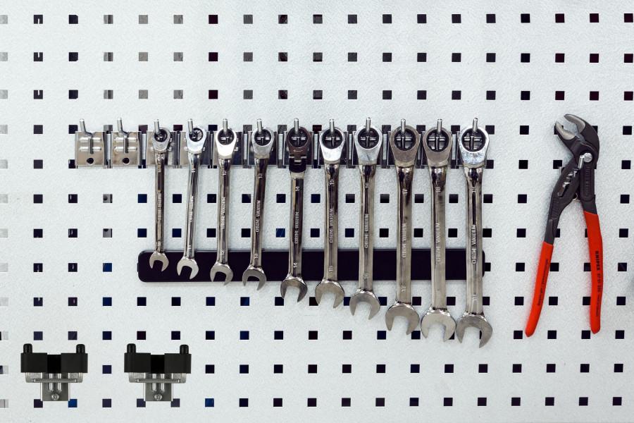 Werkzeugtafeln für Ihr Arbeitsfahrzeug.